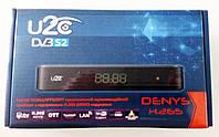 Спутниковый HD ресивер U2C Denys H.265