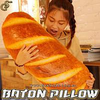 "Подушка Батон - ""Baton Pillow"" - 70 см. (большой размер)"