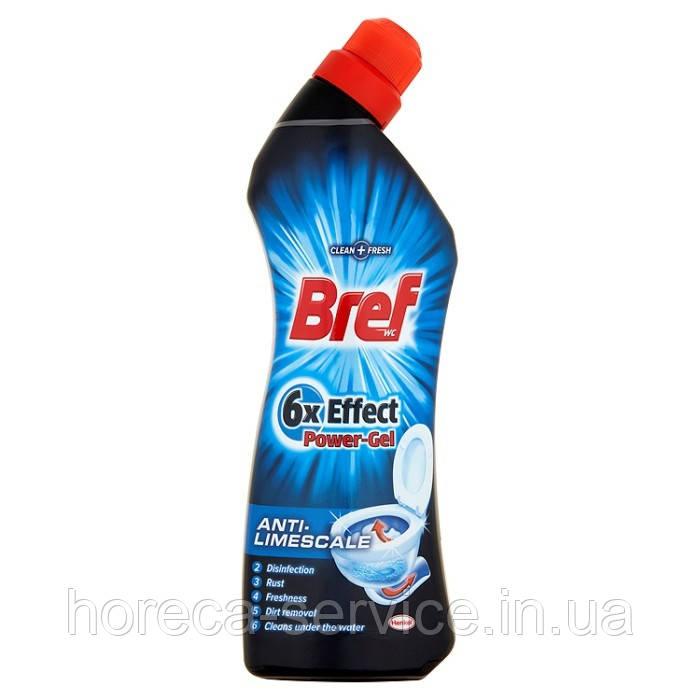 Bref 6 в 1 - 750мл. средство для чистки унитаза