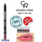Олівець Golden Rose Dream для губ №510, фото 2