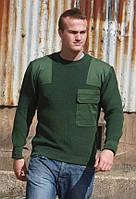Шерстяной свитер полицейского. Германия, оригинал.