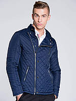 Мужская демисезонная Куртка K174 S, Темно-синий