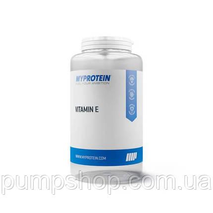 Витамин Е MyProtein Vitamin E 180 таб., фото 2