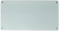 Стеклянный инфракрасный обогреватель Sun Way SWG–450 RA / белый / с терморегулятором