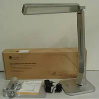 Настільна лампа TaoTronics TT-DL 07 LED 15 Вт срібний