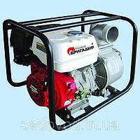 Мотопомпа бензиновая БРИГАДИР МП-2Б (33 м³/час)