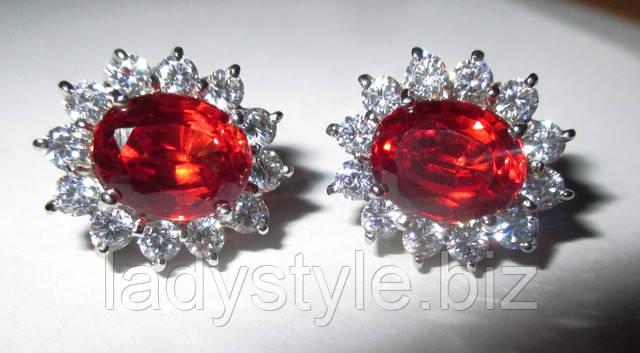 купить украшения звезда сапфир серьги серебро кольцо подарок эффект астеризма