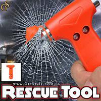 """Аварийный молоток (стеклобой) - """"Rescue Tool"""""""