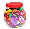 Жевательная резинка Assorted fruit шар 150 шт (ILHAM)