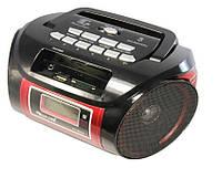 Портативный бумбокс Golon RX-662Q Stereo Player Black  - радиоприемник