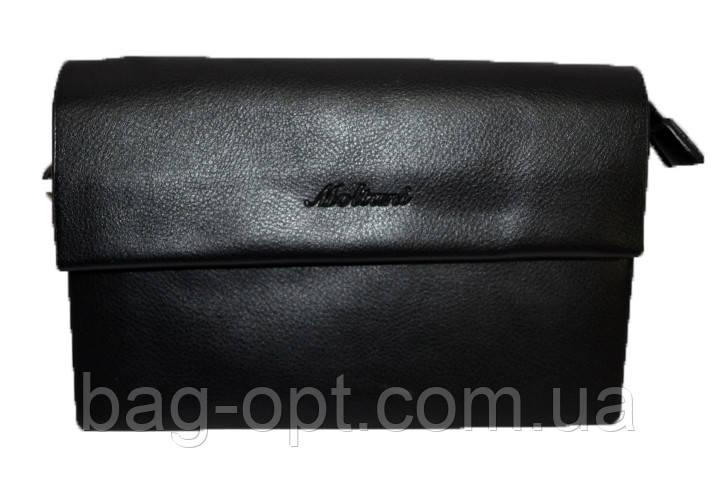 Мужской портмоне из искусственной кожи  (15x23x4.5)