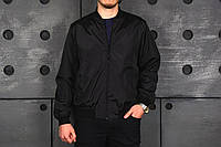 Куртка Бомбер Black (осень-весна)