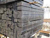 Шпалы деревянные пропитанные тип IIА