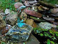 Фигурка для фонтана Дельфин