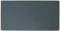 Стеклянный инфракрасный обогреватель Sun Way SWG–450 RA / серый / с терморегулятором
