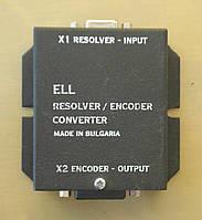 Конвертор для резольвера CONV_RES/ENC 01
