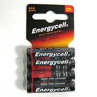 Батарейка         R03    Energycell  блистер