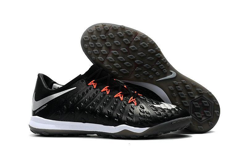 Сороконожки Nike Hypervenom Phantom III TF Orange-Green-Black