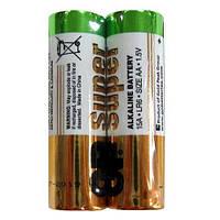 Батарейка      LR6    GP super trey (15A-S2)(по 2шт.)