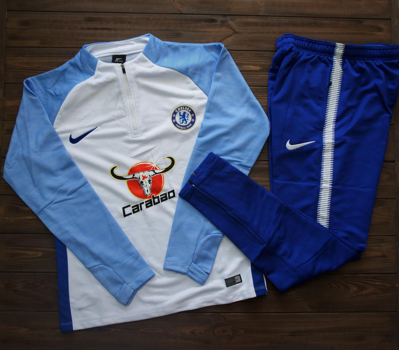 Тренировочный костюм FC Chelsea Nike Strike от интернет-магазина ... a02fc332d55