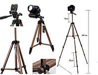Штатив для камеры,трипод, Fancier (40-135 см) Оригинал под все камеры