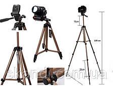 Польский Штатив для камеры,трипод, Fancier (40-135 см) Оригинал под все камеры