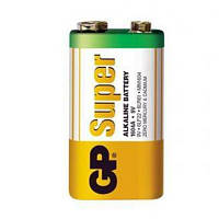 Батарейка  крона  6LF22   GP 1604А-S1(bulk) super tray
