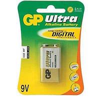 Батарейка  крона  6LF22   GP 1604АUP-U1ultra plus blister