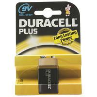 Батарейка  крона  6LF22  Duracell Plus blister