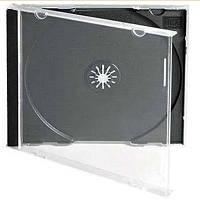 Коробка       CD-BOX Jewel black
