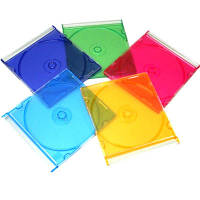 Коробка      CD-BOX slim (цветной)