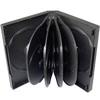 Коробка    10DVD-BOX 33mm