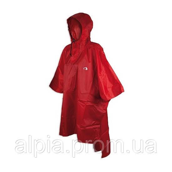 Накидка-пончо Tatonka Poncho 1 XS-S Red TAT 2799.015