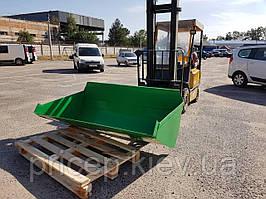 Ковши для фронтальных складских погрузчиков от производителя.