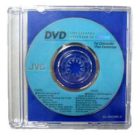 Чистящий диск JVC  Lens Cleaner  miniDVD-R      Jewel box