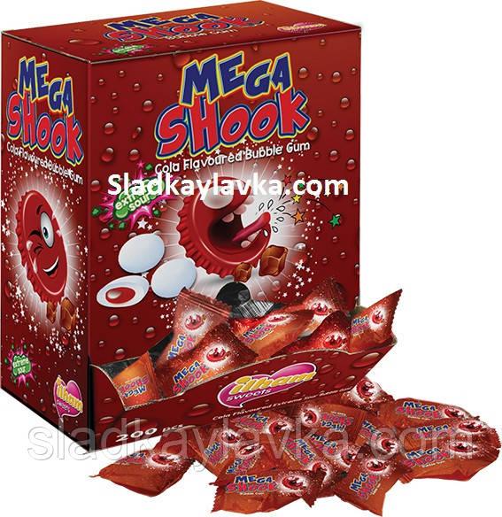 Жевательная резинка MEGA SHOCK 200 шт (ILHAM)