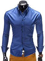 Рубашка R219 L, Синий