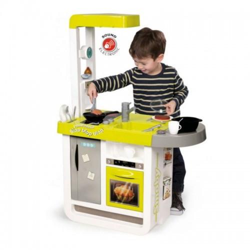 Интерактивная детская кухня Smoby Cherry 310908