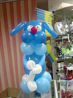Воздушные шары Песик