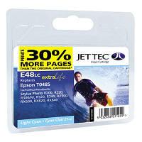 Картридж JET-TEC для Epson  E48lc  T0485  light  cyan