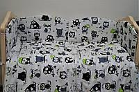 Комплект для детской кроватки «Joy» (6 ед.) (бампер с 6 эл.)