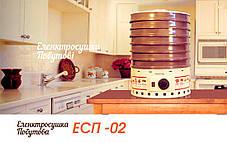 Бытовая  электро сушка для овощей и фруктов ProfitM ЕСП2 820вт 20л. (слоновая кость) , фото 3