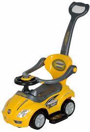 Детская машинка-каталка Alexis-Baby Mix Z-381