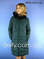 Зимняя женская парка, пуховик (S-2XL) Meajiateer 103. Куртки  Hailuozi, Peercat, Damader, Visdeer, Jarius