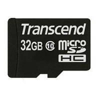Карта памяти   micro-SDHC32Gb Transcend Class10