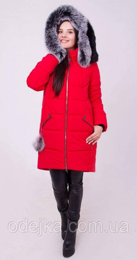 Куртка женская зимняя М-4617-1(46-60)