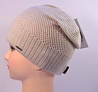 Женская шапка NORD полушерсть