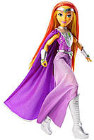 "Кукла Старфайер Премиум DC Super Hero Girls Starfire Premium 12"" Action Doll 30 см"