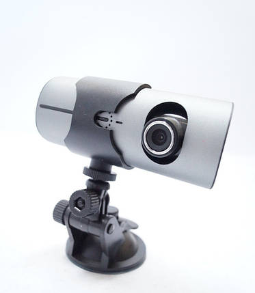 Автомобильный видеорегистратор Vehicle R300 c GPS навигатором на 2 камеры. , фото 2