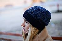 Женская вязаная шапка La Visio 164